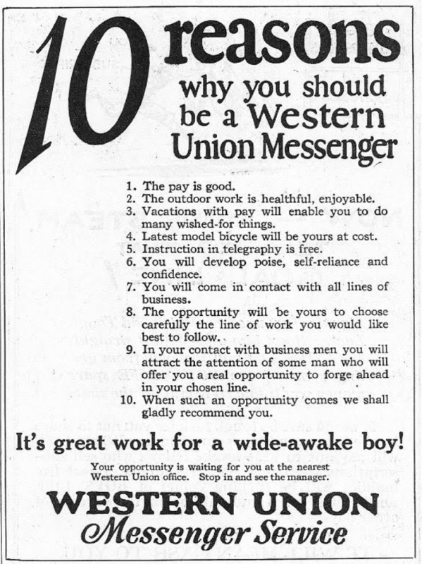 It's @uber circa 1926 #newgildedage