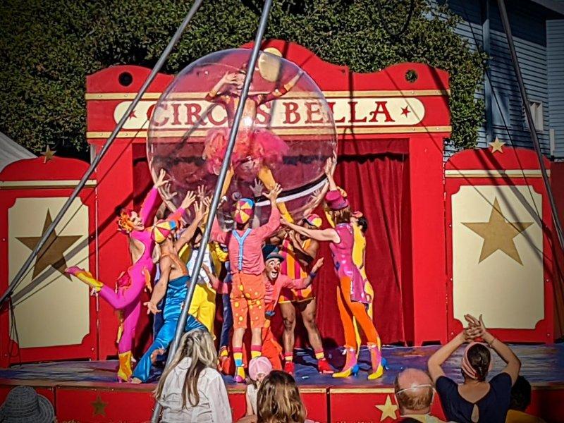 Circus Bella!